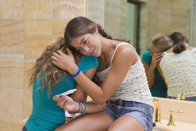 Трах С Беременной В Начале Срока