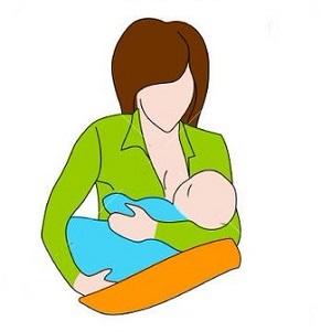 Позы для кормления новорожденного, грудничка, позы для кормления при лактостазе