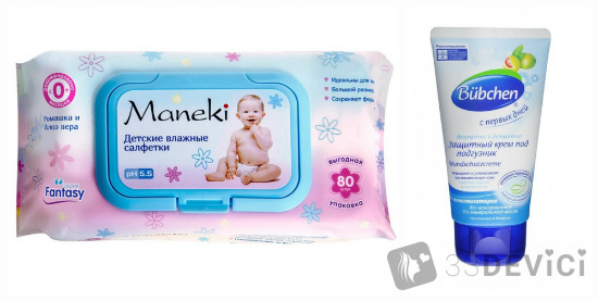 Уход за новорожденным: одежда и аптечка для новорожденного, купание новорожденного, обработка пупочной ранки