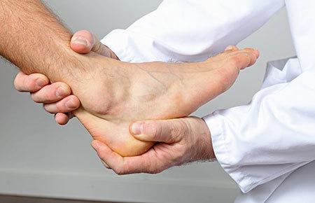 Артроз голеностопного сустава: причины, симптомы, лечение, прогноз