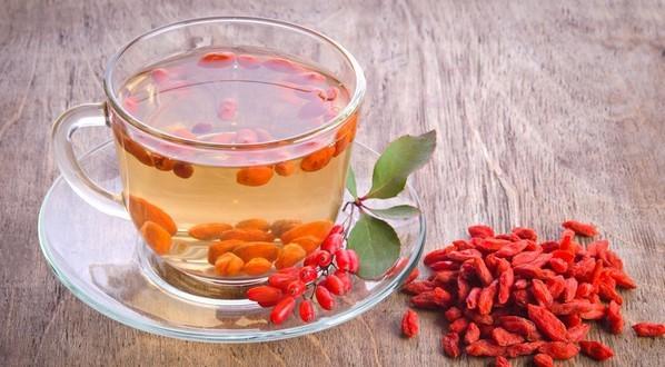 ягода годжи чай для похудения